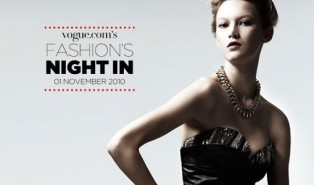 Harrods and Vogue's Fashion Night In