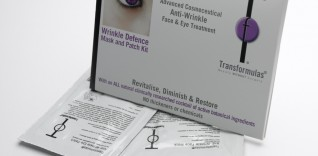 Transformulas Wrinkle Defence Mask and Patch Kit Review