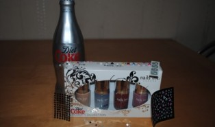 The Diet Coke and Nails Inc Challenge (With Lots Of Unsolicited Help!)