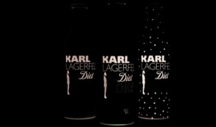 Karl Lagerfeld Launches Latest Collection for Diet Coke