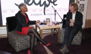 Semple Secrets: Grayson Perry at the Ivy Club. Clothes, Makeup and Ageing!