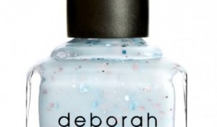 DEBORAH LIPPMANN NEW SPRING SHADES 2011 – Glitter in the Air and Naked.