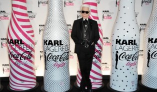 The Diet Coke by Karl Lagerfeld Limited Edition Collection Launch in Paris
