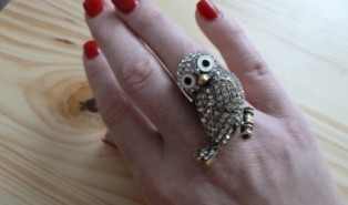 The Cutest Statement Ring