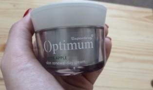 Superdrug Optimum Swiss Apple Skin Renewal Day Cream – A Review