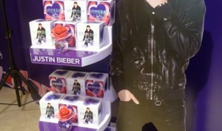 Justin Beiber Fragrance Launches Exclusively at Harrods