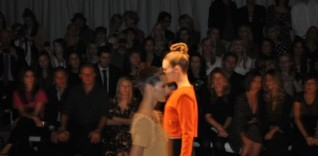 Hair Meet Wardrobe. The First Hair Fashion Show at London Fashion Week from Toni&Guy