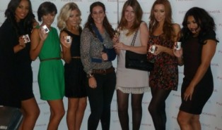 The Saturdays Launch FashionistA Magnetism Nail Lacquer