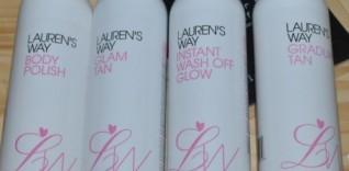 TOWIE's Lauren Goodger Adds New Products to Beauty Range Lauren's Way
