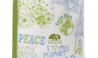 Exclusive Harrods Tote to Mark the Launch of the New Origins Counter