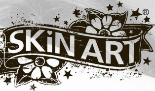 Skin Art Glitter Tattoos