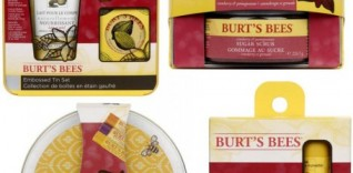 ReallyRee Christmas Giveaway: Burt's Bees Collection. CLOSED