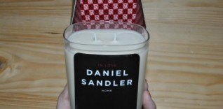 The ReallyRee Chrsitmas Guide: Daniel Sandler Candle