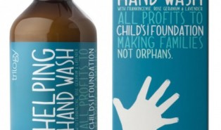 Trilogy Launches Helping Handwash for Charity