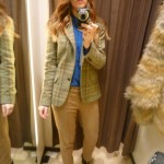 Outfit of the Day. Double Tweed!!?