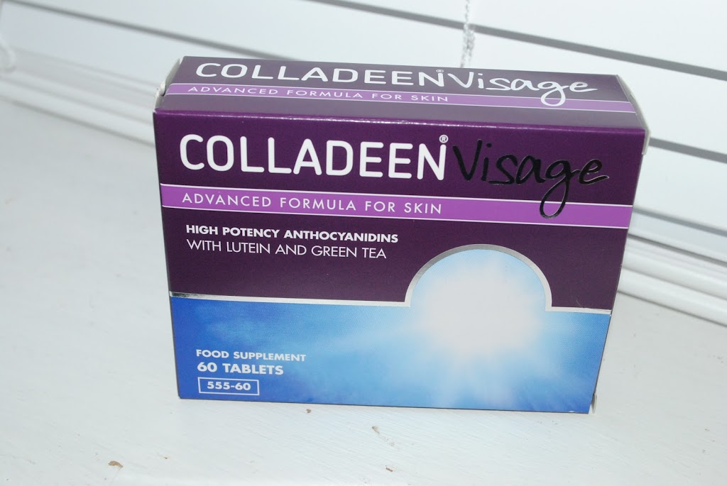 Colladeen Visage - Anti-Ageing & SPF in a Pill - Really Ree