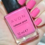 Nails! Avon's Nailwear Pro+ Viva Pink