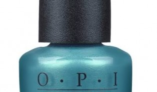 OPI Teal the Cows Come Home Against Ovarian Cancer