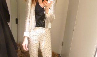 Outfit of the Day – Warehouse Swallow Jeans