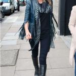 Kate Moss' VASSILISA Fox Print Scarf – LOVE!!