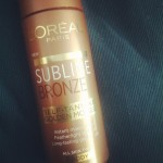 L'Oreal Sublime Bronze Mousse Review