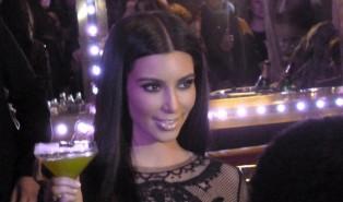 Kim Kardashian True Reflection Fragrance Launch