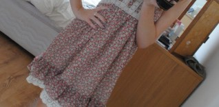 Matalan Dress – Outfit of the Day