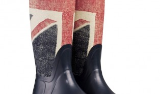 The Original Brit Hunter Boots for Queen's Jubilee