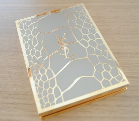 YSL Limited Edition Palette Couture from the Autumn Winter 2012/2013 Look.
