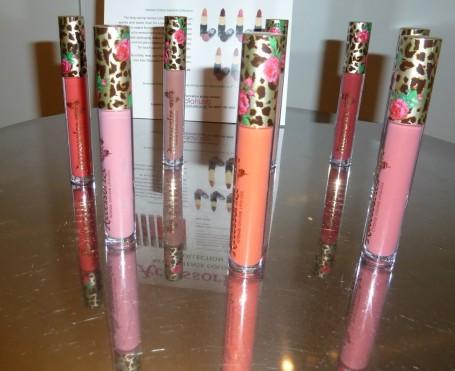 Accessorize Intense Colour Lip Collection