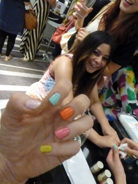 Accessorize High Summer Nail Collection