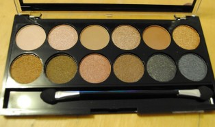 Naked Palette Dupe for £4 – MUA Undressed!
