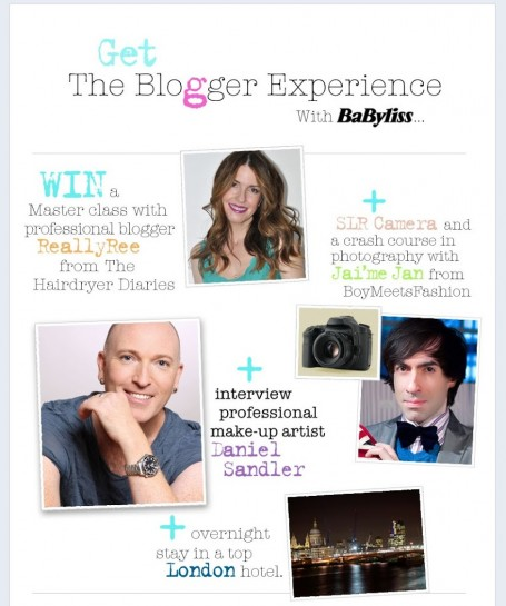 Babyliss blogger