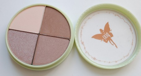 Pixi Beauty Shade Quartette - Shades of Nude