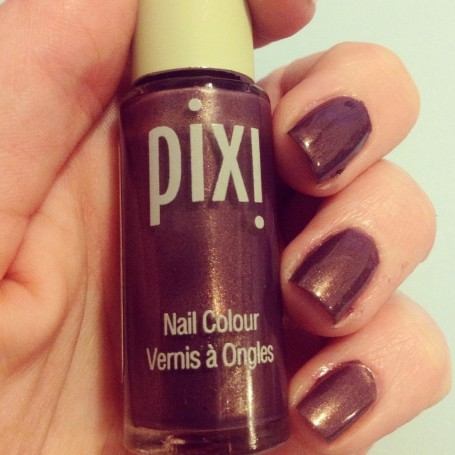 Pixi Beauty Nail Colours for AW12 - Classy Cocoa