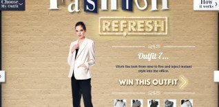 Sure Fashion Refresh with French Connection