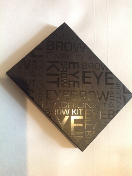 FashionistA Style Brows - Eye Brow Kit