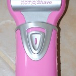 Hair Removal: Lady ROTOshave from Emjoi Review