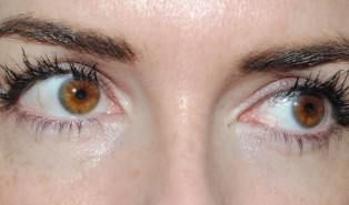 Model Co Fibre Lash Brush On False Lashes. Amaze!