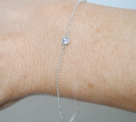 Tiffany Tanzanite Bracelet