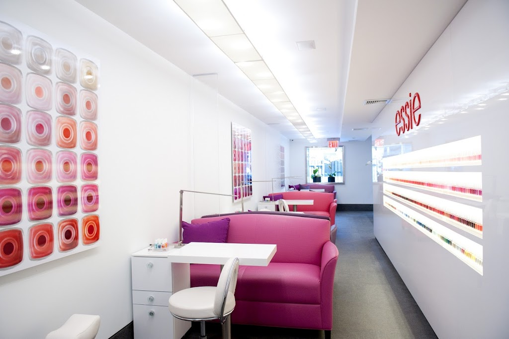 Essie opens its first flagship salon in new york really ree for 65th street salon