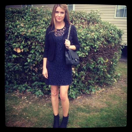 OOTD: French Connection, ASOS, Chanel, Miss Selfridge