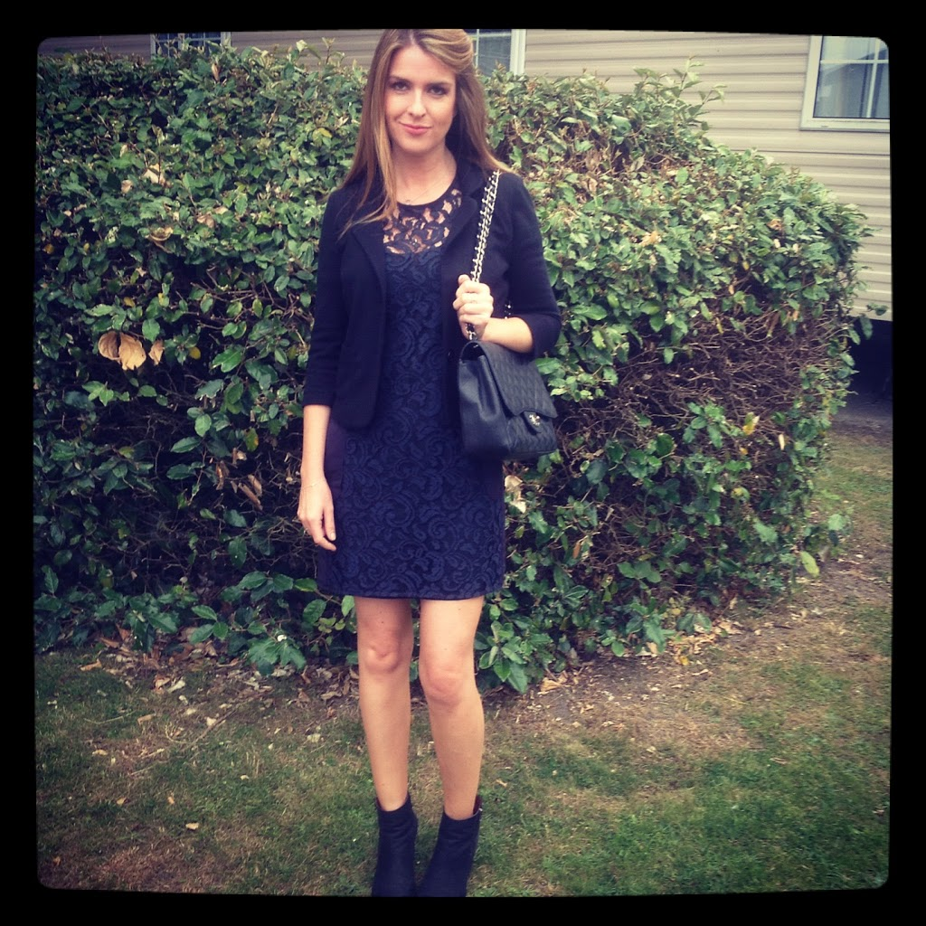 Ootd French Connection Asos Chanel Miss Selfridge