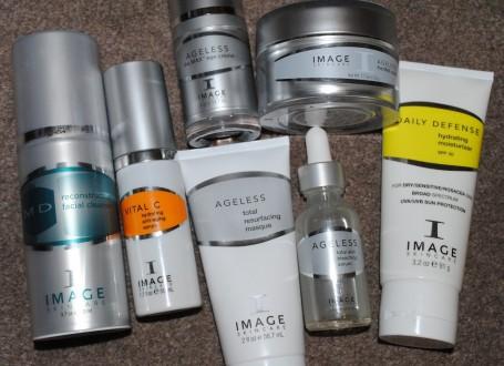 Image Skincare Regime