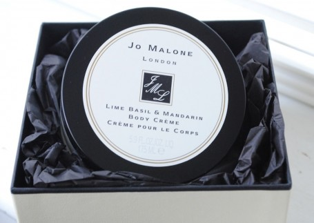 Jo Malone Lime Basil and Mandarin Body Creme