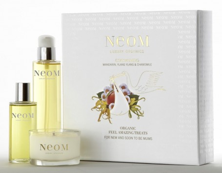 Neom Cocooning  for new mums and mums-to-be