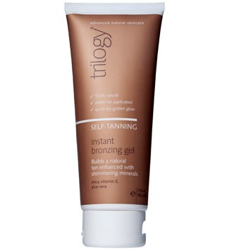 Trilogy Self Tanning Instant Bronzing Gel