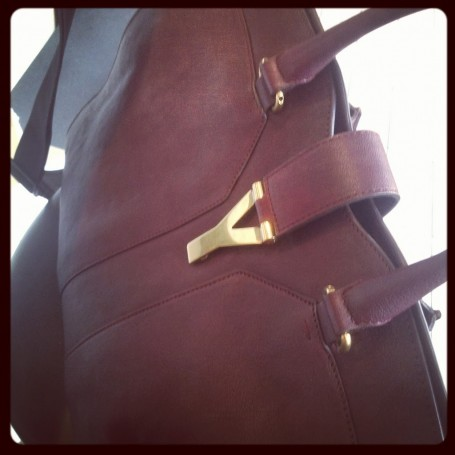 YSL Cabas Chyc bag