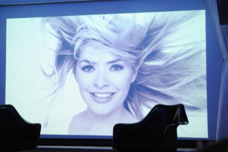 Holly Willoughby is the Face of Oral B 3D White Toothpaste