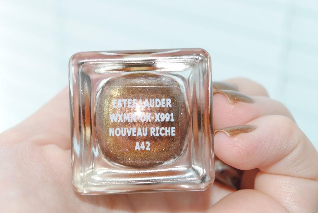 Estee Lauder New Pure Color Nail Lacquer 2012 - Nouveau Riche ...
